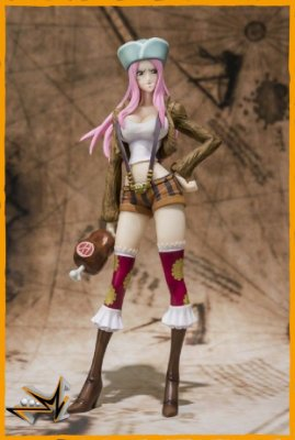 Jewelry Bonney One Piece Figuarts Zero - Bandai