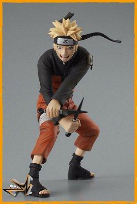 Naruto Uzumaki Naruto Shippuden Figuarts Zero - Bandai