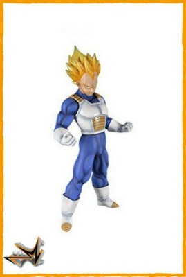 Vegeta Super Saiyan Dragon Ball Figuarts Zero EX - Bandai