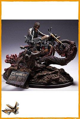 Daryl Dixon Diorama The Walking Dead - McFarlane