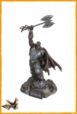 Spawn Medieval Estátua - McFarlane