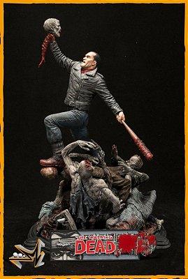 Negan The Walking Dead Diorama - MCFarlane