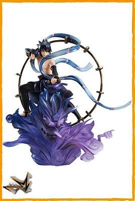 Sasuke Uchiha Series Remix Naruto Shippuden - Megahouse