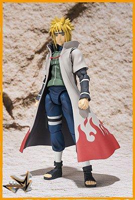 Minato Namikaze Naruto Shippuden S.H Figuarts - Bandai
