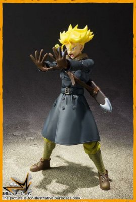 Trunks Xenoverse Edition Dragon Ball S.H Figuarts - Bandai
