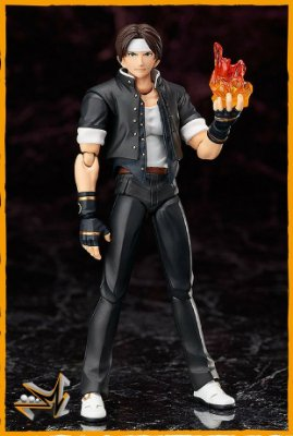 Kyo Kusanagi The King Of Fighters - SP-094 Figma (reserva de 10% do valor)