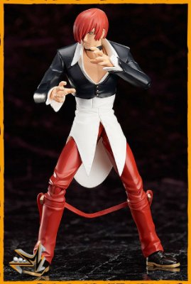 Iori yagami The King Of Fighters - SP-095 Figma (reserva de 10% do valor)