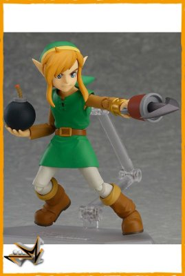 Link Zelda Between Worlds Nintendo - EX-032 Figma