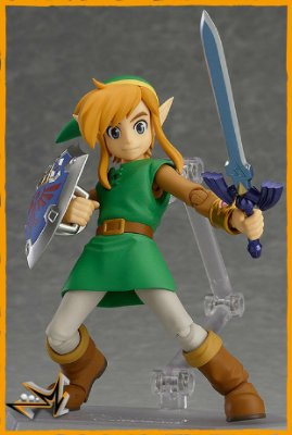 Link Zelda Between Worlds Nintendo - 284 Figma