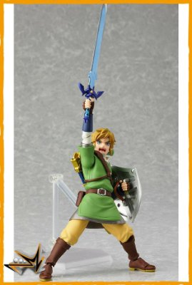 Link Skyward Sword The Legend Of Zelda Nintendo - 153 Figma