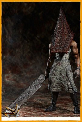Pyramid Head Silent hill 2 - SP-055 Figma