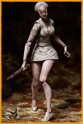 Bubble Head Nurse Silent Hill 2 - SP-061 Figma
