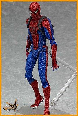 Spider Man O Espetacular Homem Aranha Marvel - 199 Figma