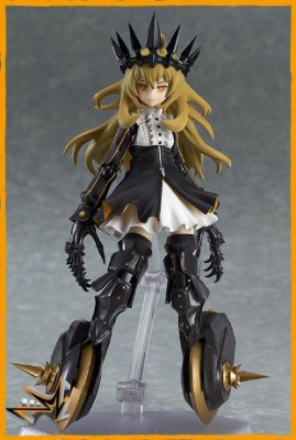 Chariot Black Rock Shooter Versão Anime TV - 234 Figma