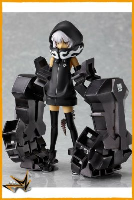 Strength Black Rock Shooter - SP-018 Figma