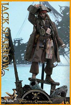 Jack Sparrow 1/6 Piratas do Caribe - Hot Toys (reserva de 10% do valor)