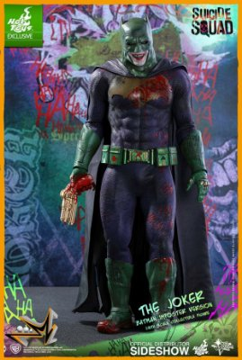 Joker 1/6 Versão Batman Impostor Dc Comics - Hot Toys