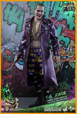 Joker 1/6 Esquadrão Suicida Dc Comics - Hot Toys