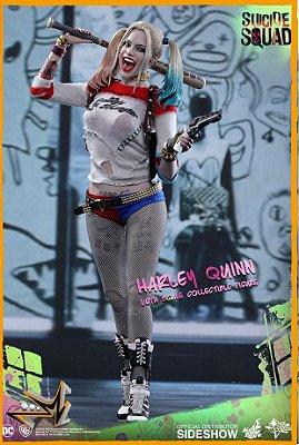 Harley Quinn 1/6 Esquadrão Suicida Dc Comics - Hot Toys