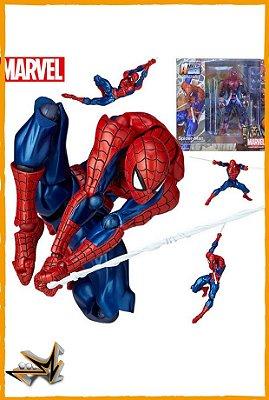Spider Man Kaiyodo Marvel - Revoltech