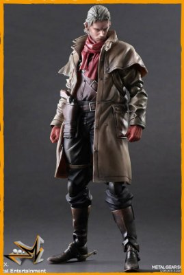 Ocelot Metal Gear Solid V - Play Arts Kai