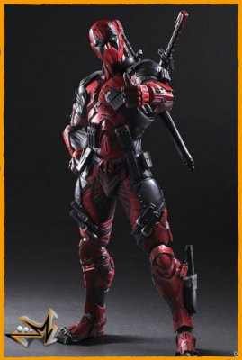 Deadpool Marvel - Play Arts Kai