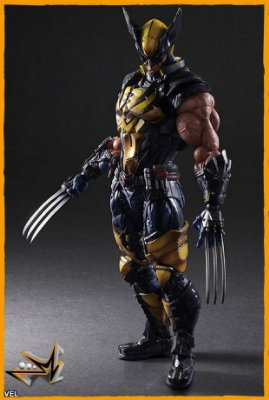 Wolverine Marvel - Play Arts Kai