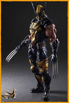 Wolverine Marvel - Play Arts Kai