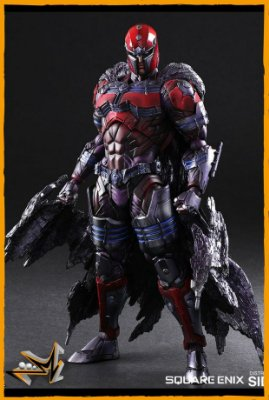 Magneto X-Men Marvel - Play Arts Kai