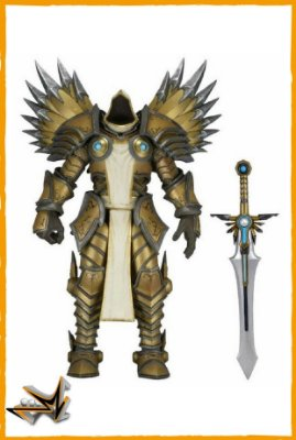 Tyrael Heroes Of The Storm Diablo - Neca