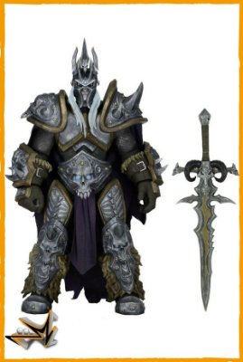 Arthas Heroes Of The Storm Warcraft - Neca