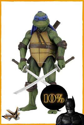 Leonardo 1/4 As Tartarugas Mutantes Ninjas - Neca