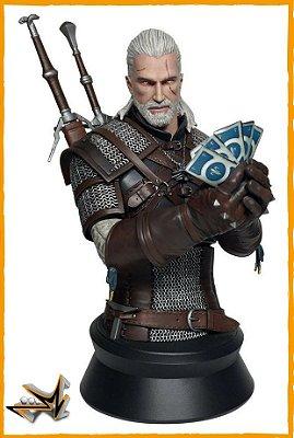 Geralt Gwent Busto The Witcher Wild Hunt - Dark Horse