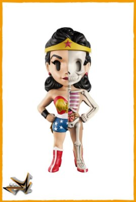 Mulher Maravilha Dc Comics - Xray
