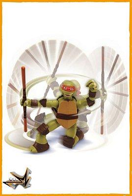 Tartarugas Ninjas Action - Multikids