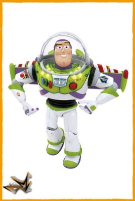 Buzz Lightyear Toy Story - Multikids