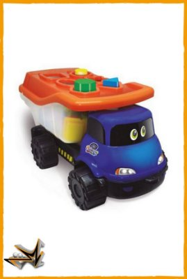 Big Truck Formas - Multikids