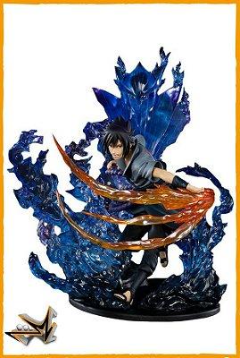 Sasuke Uchiha Susanoo Naruto Shippuden - Bandai