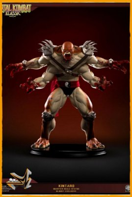 Kintaro 1/4 Bloody Klassic EX Mortal Kombat - Pop Culture Shock