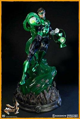 Lanterna Verde Liga da Justiça New 52 Dc Comics - Sideshow (reserva de 10% do valor)