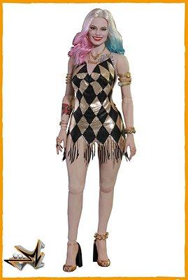 Harley Quinn 1/6 dress Dancer Dc Comics - Hot Toys (reserva de 10% do valor)