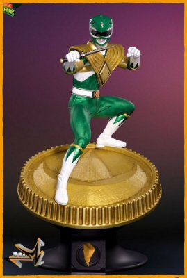 Power Ranger Verde 1/4 Mighty morphin - Pop Culture Shock (reserva de 10% do valor)