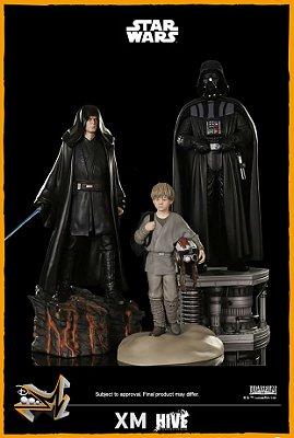 Darth Vader Set 1/4 Star Wars - Xm Studios (reserva de 10% do valor)