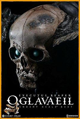 Oglavaeil Busto escala Legendary Court Of The Dead - Sideshow