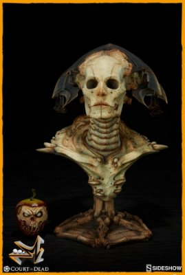 Xiall Busto Escala Legendary Court Of The Dead - Sideshow Collectibles