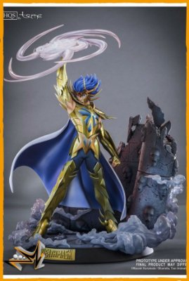 Máscara da Morte HQS Saint Seiya - Tsume Art (reserva de 10% do valor)