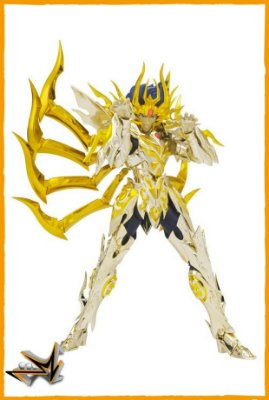 Máscara da Morte de Câncer Soul Of Gold Cloth Myth EX - Bandai