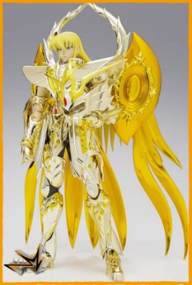 Shaka de Virgem Soul Of Gold Cloth Myth EX - Bandai