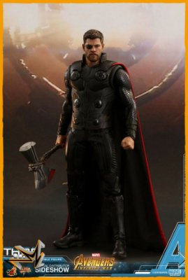 Thor Vingadores Guerra Infinita 1/6 Marvel - Hot Toys (reserva de 10% do valor)