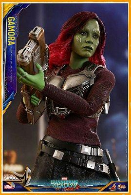 Gamora Guardiões da Galáxia Volume 2 Marvel 1/6 - Hot Toys (reserva de 10% do valor)
